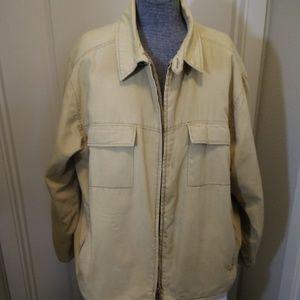 Woolrich Barn Jacket Sherpa Fleece Lined 2XL